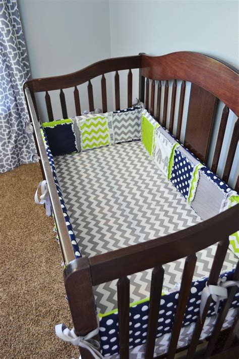 grey elephant baby bedding gray elephant bedding yellow and grey chevron bedding
