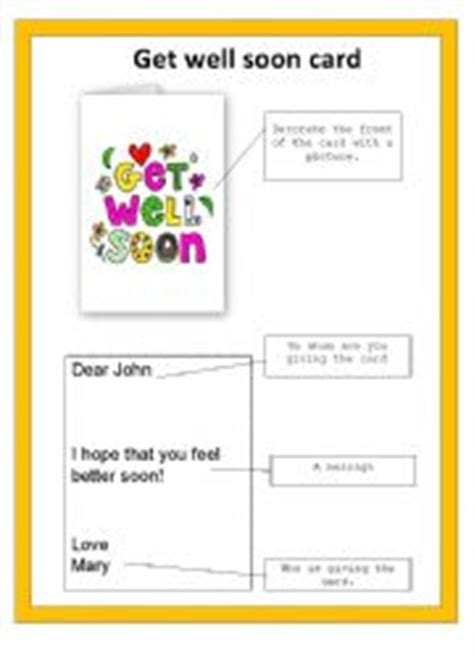 get well card template worksheets templates worksheets page 3