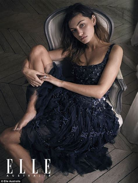 Apartment Inside by Phoebe Tonkin Stuns On Elle Cover As Gushes Over Beau