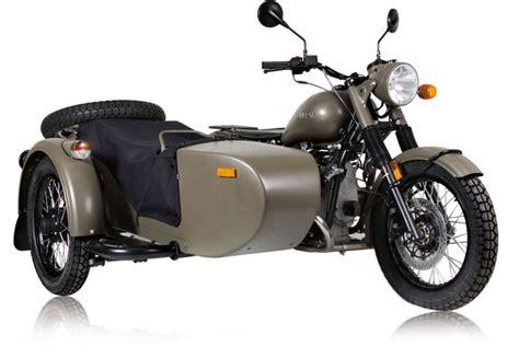 Abdeckplane Motorrad Gespann by 2018 Ural M70 Review Totalmotorcycle