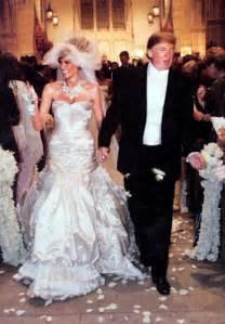 melania knauss and donald trump wedding