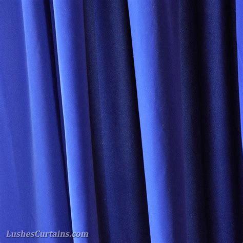 vorhang 4 meter lang 3 7m m lang k 246 nigsblau samt vorhang tafell musselin