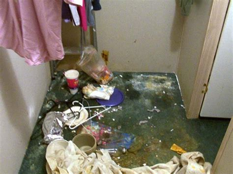 Stuck In A Closet by After Years Of Abuse Discovered Disturbing