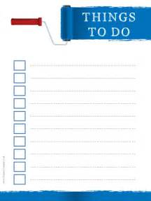 calendar to do list template 5 best images of hello printable checklist to do