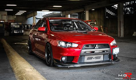 modified mitsubishi review 2010 mitsubishi lancer evolution x gsr modified