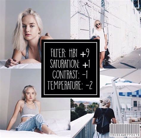 tutorial vsco white 17 best images about apps vsco cam filters on pinterest
