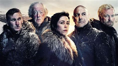 michelle fairley fortitude michelle fairley and robert sheehan join fortitude cast