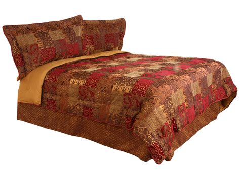 croscill galleria red comforter set king red shipped