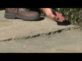 broken slab concrete foundation top n bond solution