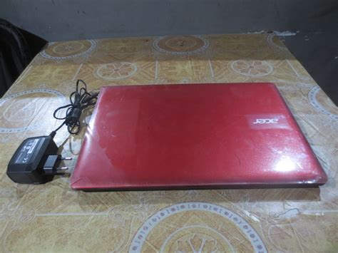 Harga Acer One 14 L1410 laptop acer one 14 intel celeron n3050 slim like new