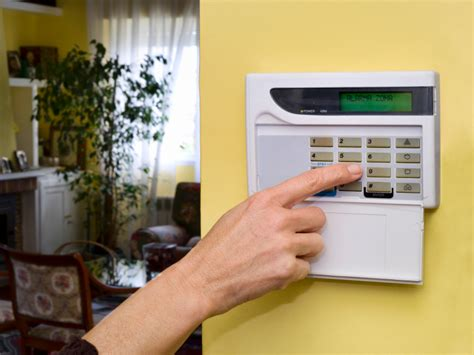 intruder and security alarms installation and servicing in