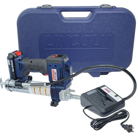 lincoln grease lincoln powerluber 20v grease gun gempler s