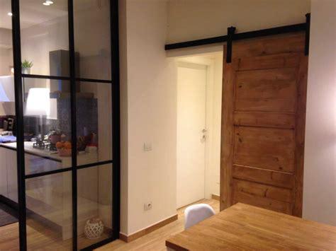 porte per appartamento appartamento industriale con porta scorrevole esterno muro