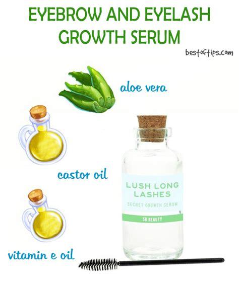 diy eyelash growth serum diy eyebrow and eyelash growth serum bestoftips
