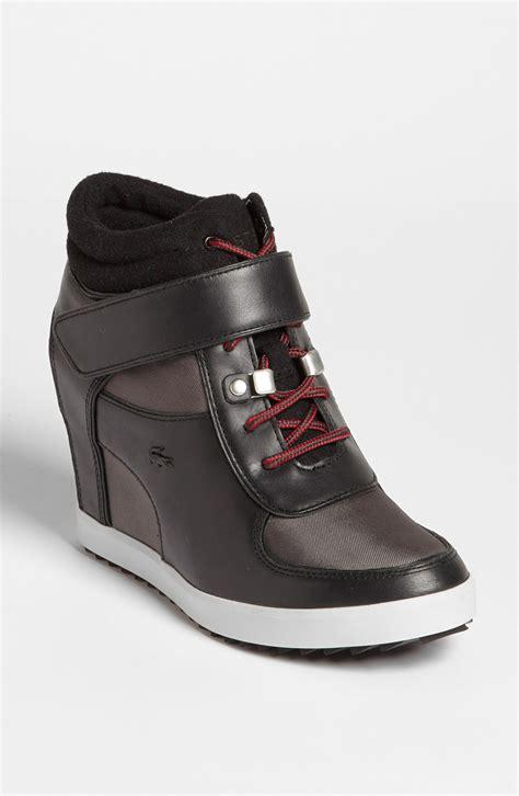 lacoste sneakers lacoste berdine sneaker for ijshoes