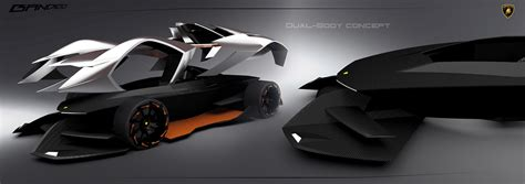 Lamborghini 1 Seater Lamborghini Might Build This Electric Single Seater