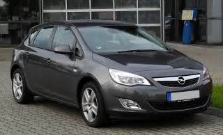 Opel Astral File Opel Astra J Frontansicht 21 Juni 2011