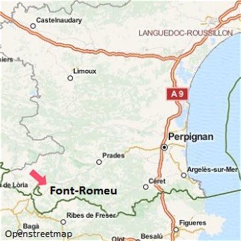 Location au ski à Font Romeu dans les Pyrénées Location de vacances à Font Romeu Odeillo Via