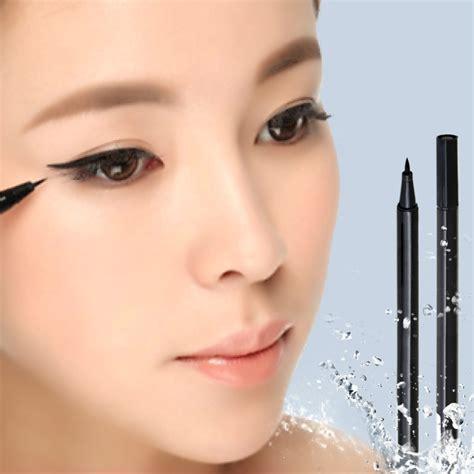 Eyeliner Landbis Harajuku Single Eye Liner Hs high quality new black eye liner cosmetics makeup waterproof liquid eyeliner pencil in eyeliner