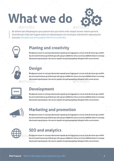 web design proposal sle web design proposal by mrtemplater graphicriver