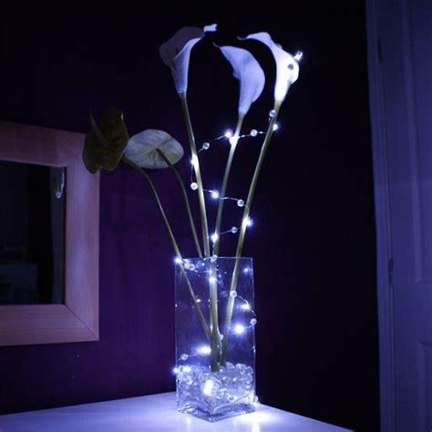 349 Best Glow Party Ideas Images On Pinterest Glow Party Light Vase Centerpiece