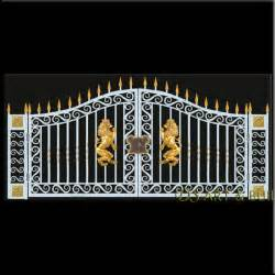 Custom Bathtub Doors Iron Gate Custom Design Europe Design Cast Iron Door Ds