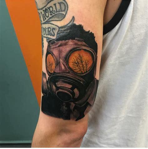 Senses Fail Tattoo Ideas | senses fail gas mask tattoo ink pinterest senses