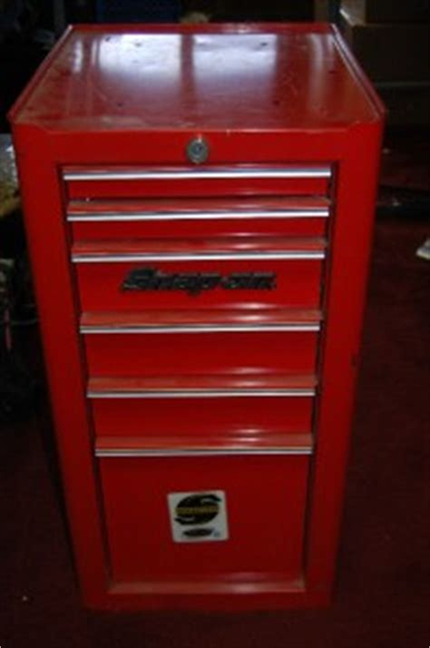 Snap On 6 Drawer Tool Box by Snap On Kra4820d Kra 4820d Tool Box 6 Drawer Ebay