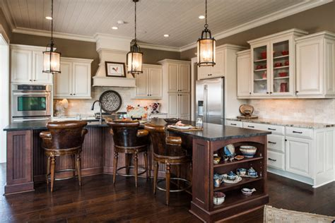 southern living kitchen ideas 2013 southern living custom builder showcase home craftsman kitchen atlanta by sh