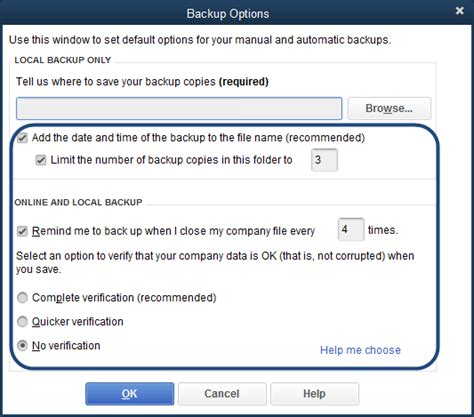 dropbox quickbooks back up the quickbooks company file quickbooks learn