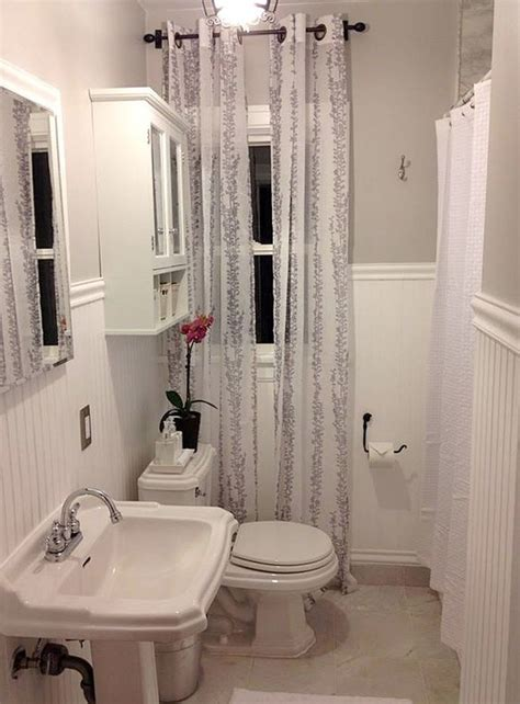 cheap bathroom updates guest project a barney budget bathroom update get this