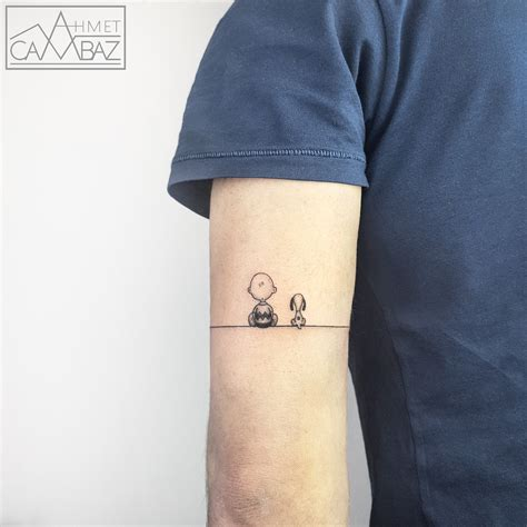 these simple tattoos are doggone cute creators