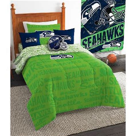 Seahawks Bed Set by Seattle Seahawks Bedding Target