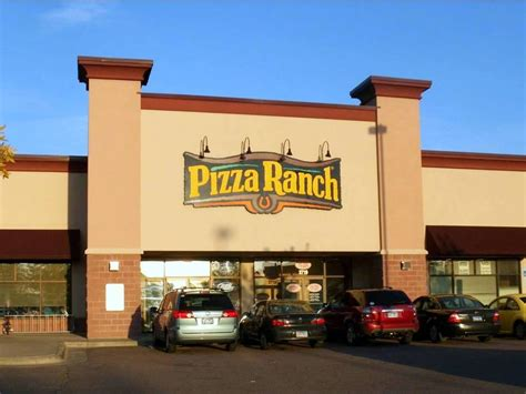 pizza ranch pizza 2717 w 41st st sioux falls sd