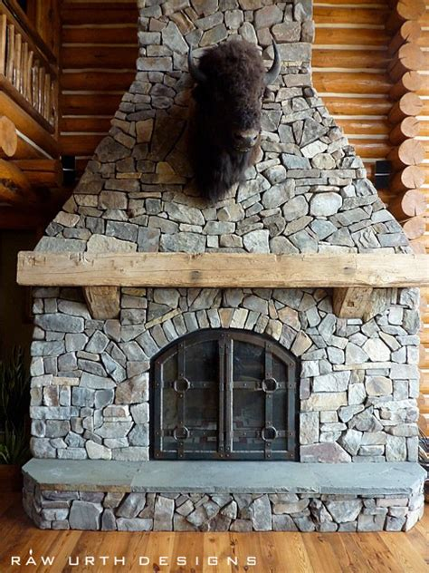 home design story rustic stove fireplaces rustic living room other by raw urth