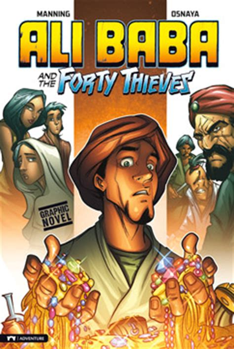 alibaba book review ali baba and the forty thieves good comics for kids