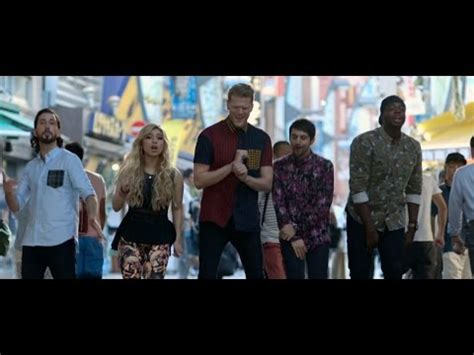 song ptx official rather be pentatonix clean bandit
