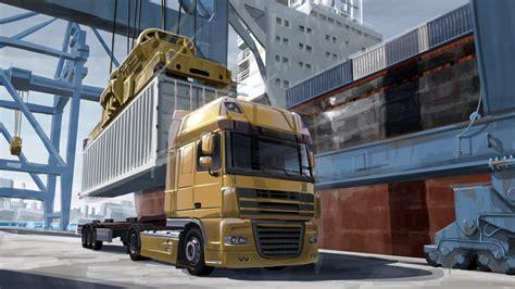 wallpaper 4k truck euro truck simulator 2 full hd fond d 233 cran and arri 232 re