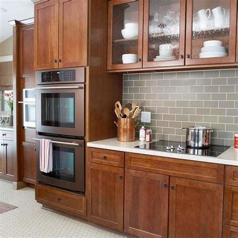 1000 ideas about dark stained cabinets on pinterest 1000 ideas about warm kitchen on pinterest wood