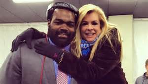 Michael oher is one step nearer to a hollywood pleased ending