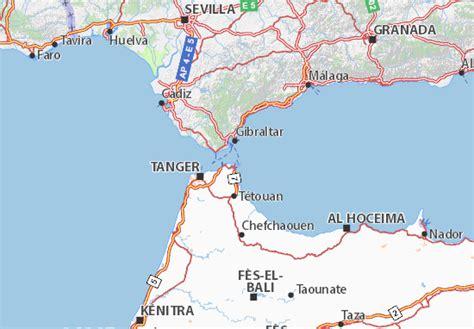 map 9083 granada michelin carte d 233 taill 233 e ceuta plan ceuta viamichelin