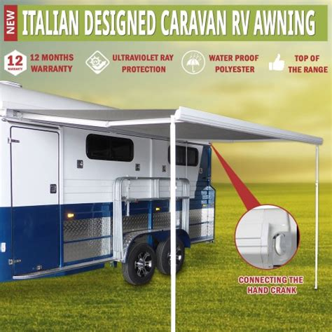 Rv Awning Reviews by Vehicle Parts Accessories Italian Designed Aluminium