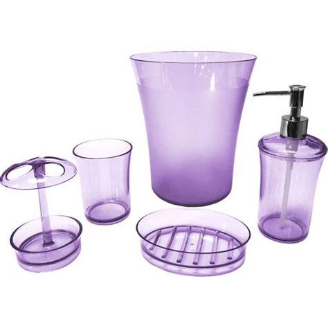 bathroom accessories walmart walmart purple bathroom accessories and purple on pinterest