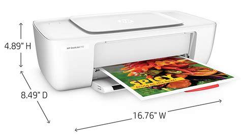 Printer Hp 1112 Print Only Garansi Resmi jual hp deskjet 1112 printer putih harga kualitas terjamin blibli