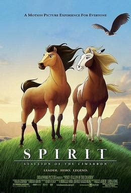 film disney spirit spirit stallion of the cimarron wikipedia