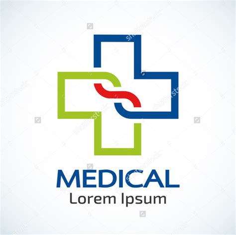 medical logos  psd eps vector format