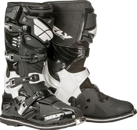 mens mx boots 217 52 fly racing mens sector boots 207501