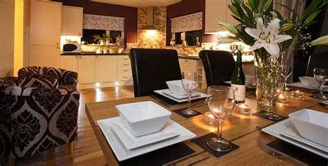 Luxury Weekend Cottage Breaks by Estuary Cottage In Alnmouth