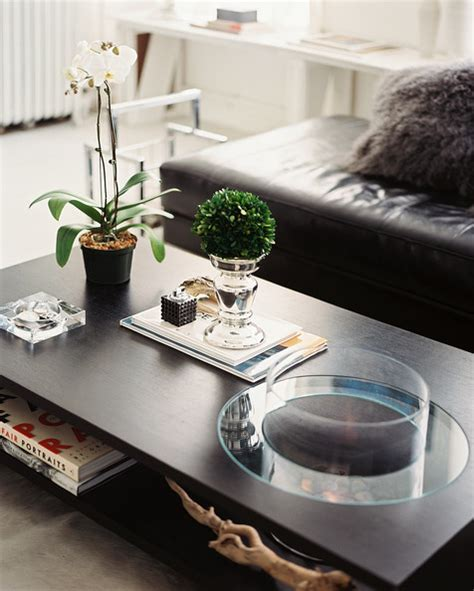 coffee table with storage Photos, Design, Ideas, Remodel, and Decor   Lonny