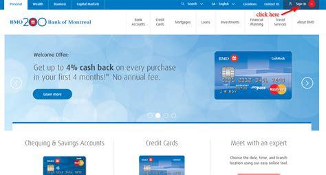 reset online banking password bmo bmo bank online banking login login bank